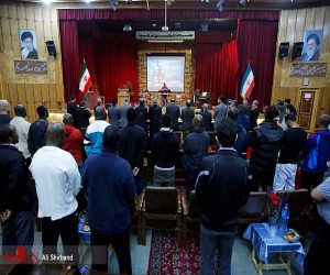 Iranian Government Hosts Christmas Ceremony in Evin Prison